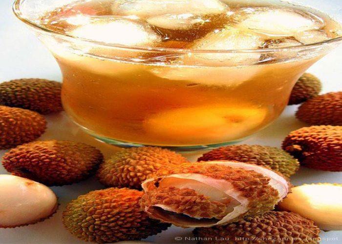 litchi-ice-tea